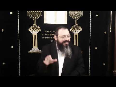 Chabad Odessa: раввин Довид Фельдман  гл  Тецаве, Пурим  5780