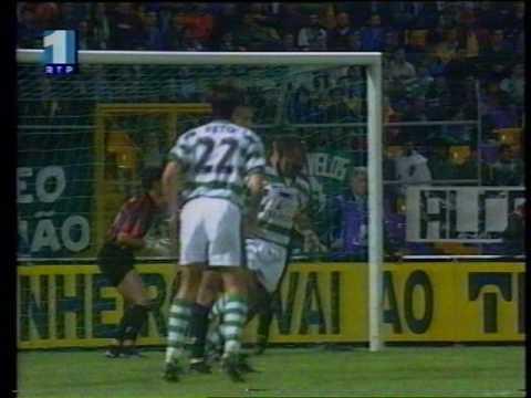 03J :: Academica - 2 x Sporting - 2 de 1998/1999