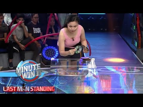 Roll and Trap | Minute To Win It - Last Man Standing