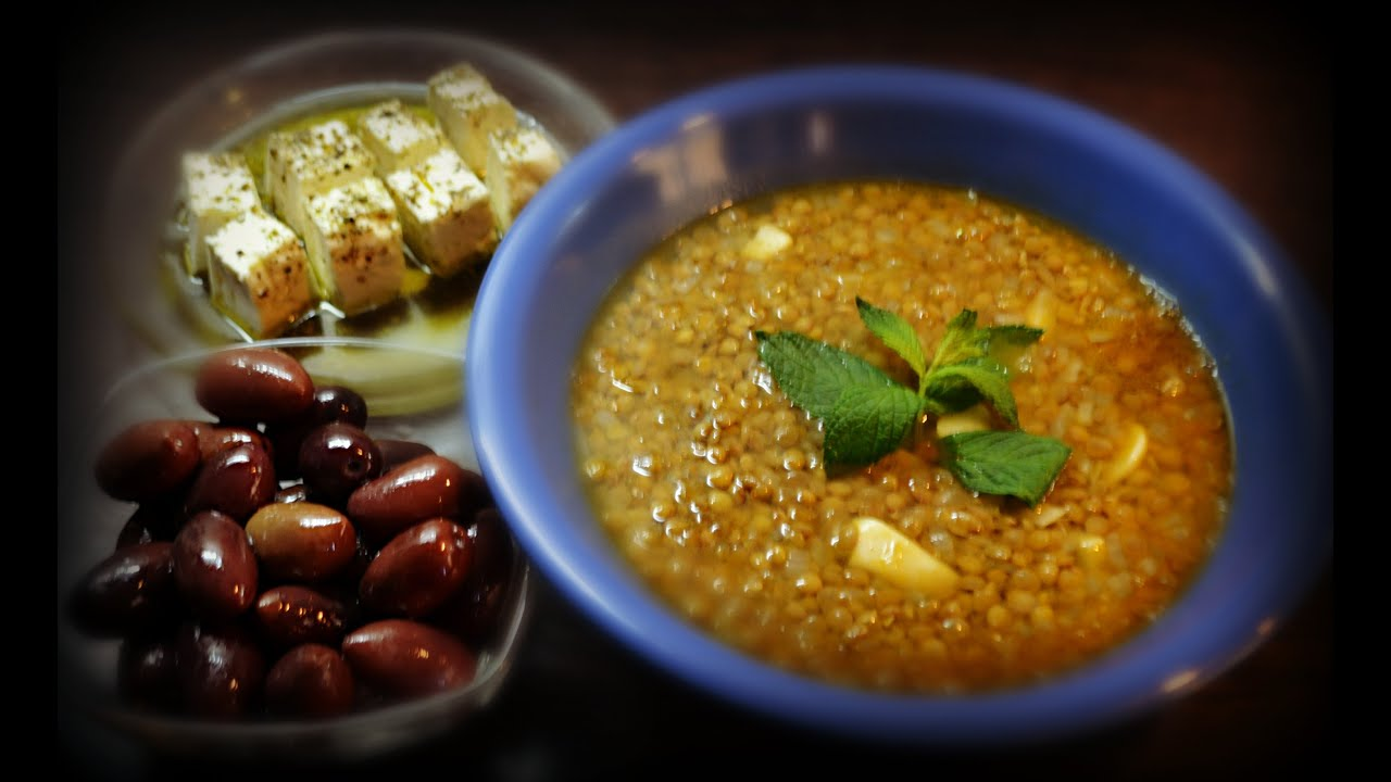 постный суп из чечевицы рецепты просто и вкусно