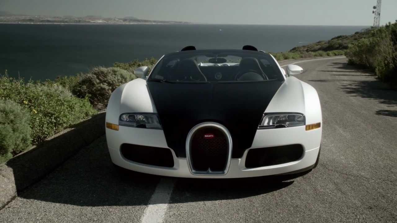 Bugatti Veyron 16 4 Grand Sport Open Roof Youtube