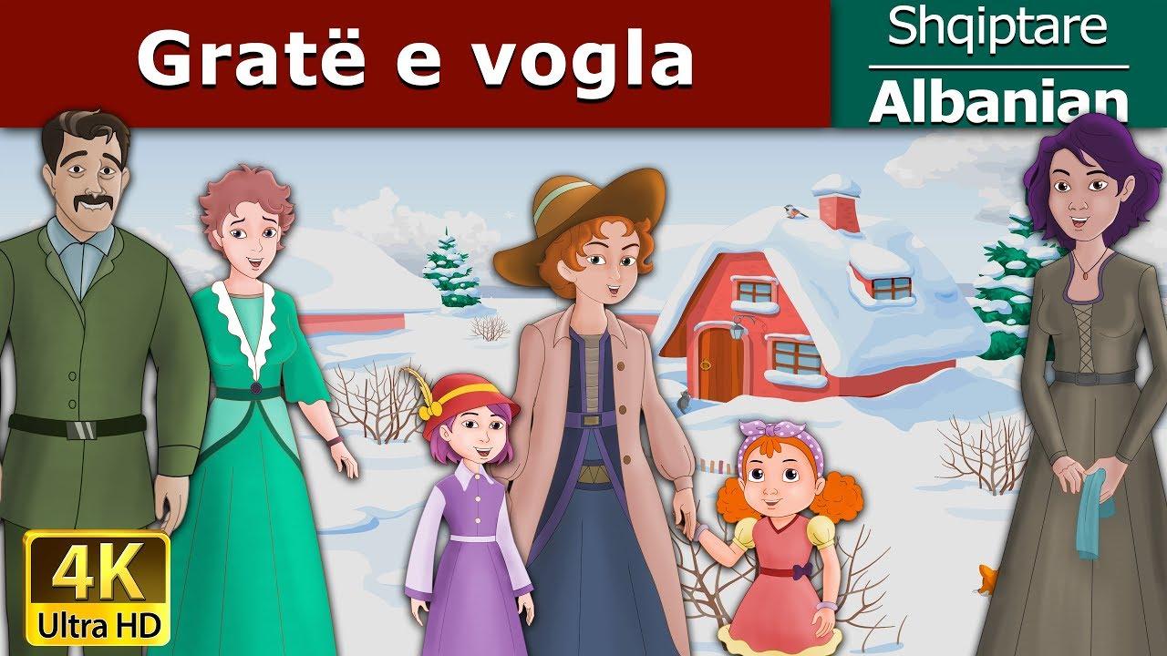 Grate E Vogla Perralla Per Femije Kukulla Per Femije Shqip