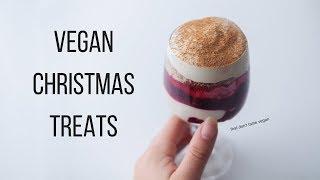 Vegan Christmas Desserts for People who like Desserts