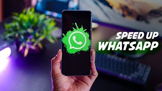 Whatsapp Opening Slowly? Try this to FIX.