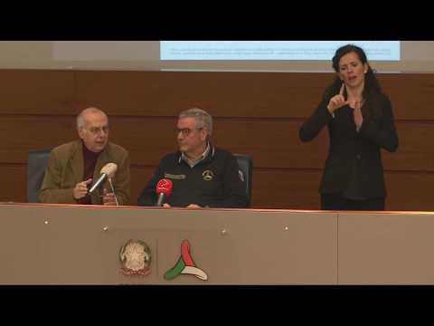 Conferenza stampa 1 marzo 2020 ore 18.00 – Coronavirus