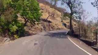 Matheran Ghat Driving upwards