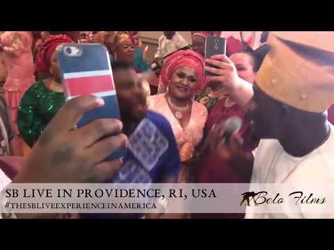SB LIVE IN PROVIDENCE RI, USA