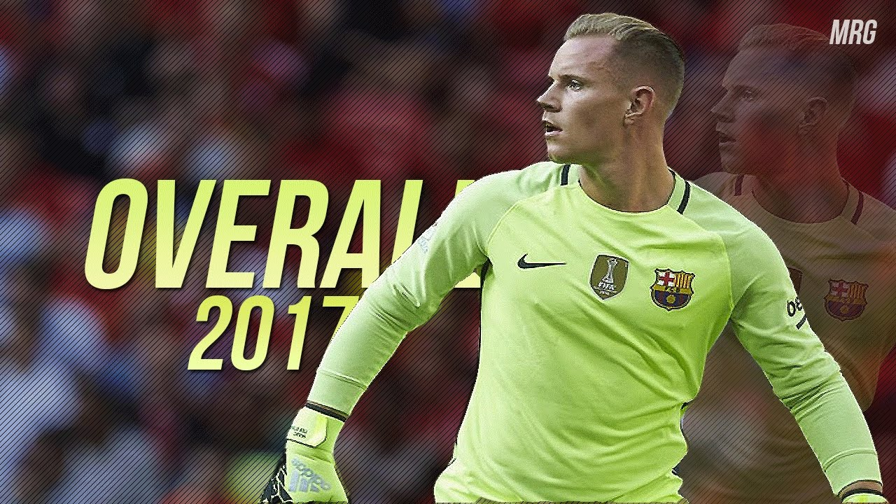 Marc-André YouTube Stegen 2016/17 HD - Overall ter