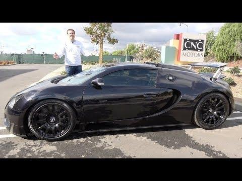 Вот почему Bugatti