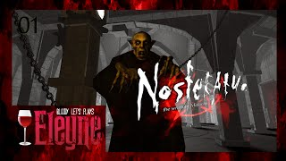 Zagrajmy w: Nosferatu: Gniew Malachiego #1 - ZWIEDZIMY SOBIE PIĘTERKO
