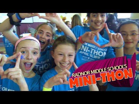 Radnor Middle School's Mini-Thon 2018