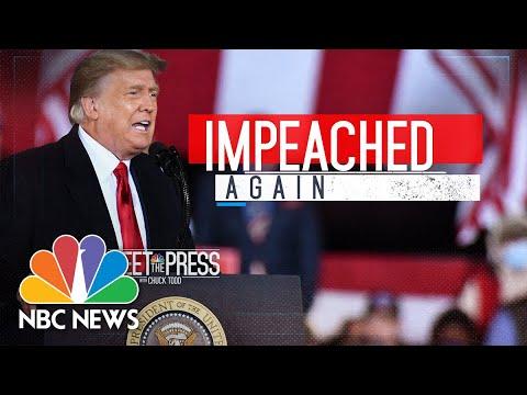 Meet The Press Broadcast ( Full) - January 17th, 2021 | Meet The Press | NBC News