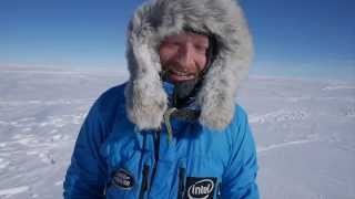 A Christmas Message from Ben Saunders in Antarctica