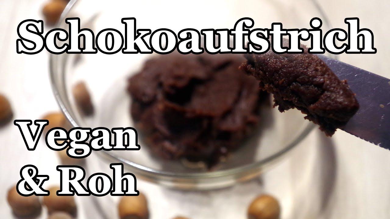 vegane rohkost schokoaufstrich nutella gesund lecker selber machen schokoladenaufstrich. Black Bedroom Furniture Sets. Home Design Ideas