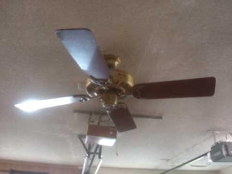 Hunter 48 summer breeze ceiling fan youtube hunter 48 summer breeze ceiling fan mozeypictures Images