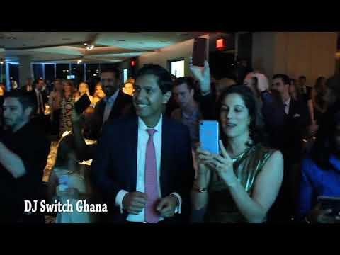 DJ Switch Ghana Vs Wyclef Jean Full Performance