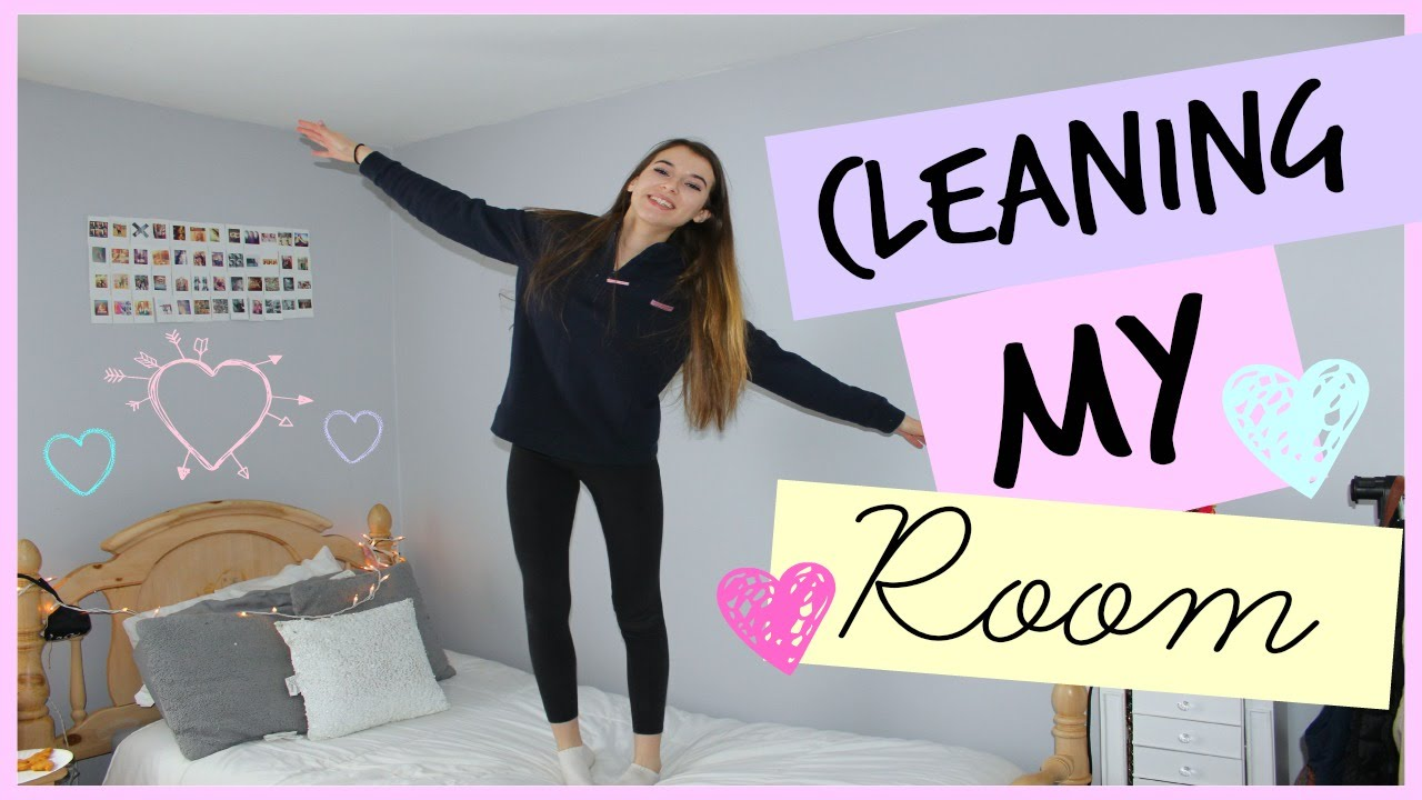 cleaning my room + organizing! my tips and tricks! - youtube