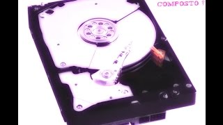 Cos'e un hard disk (HDD) Spiegazione by:Il mago del pc