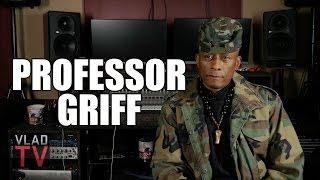 Professor Griff Talks on Rappers Dying in Their 40's: Heavy D, Guru, Big Syke