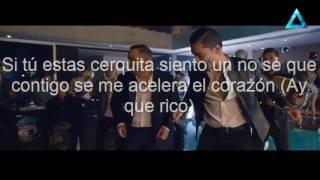 Pipe Peláez - MALUMA / Vivo pensando en ti - LETRA