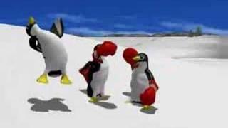 Penguins Revenge ( yetisports )