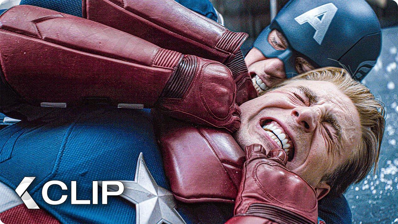 Avengers Parody Porn Subtitulos captain america vs cap fight scene - avengers 4: endgame (2019)