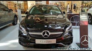 Mercedes Benz CLA 200 AMG Line FL 2018 Indonesia   Speck , Exterior / Interior