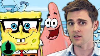 Could Spongebob Actually Exist? - Scienced! (Ep. 1) | ChannelFrederator
