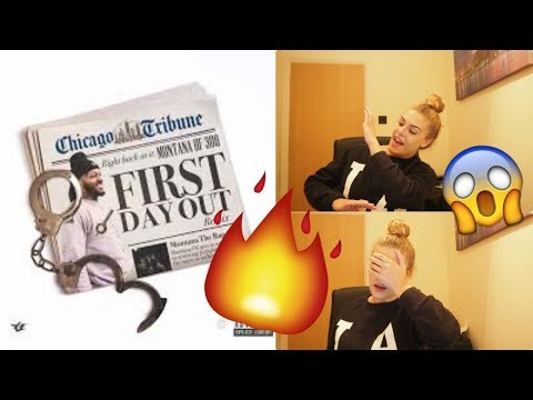MONTANA OF 300: FIRST DAY OUT REMIX - REACTION!