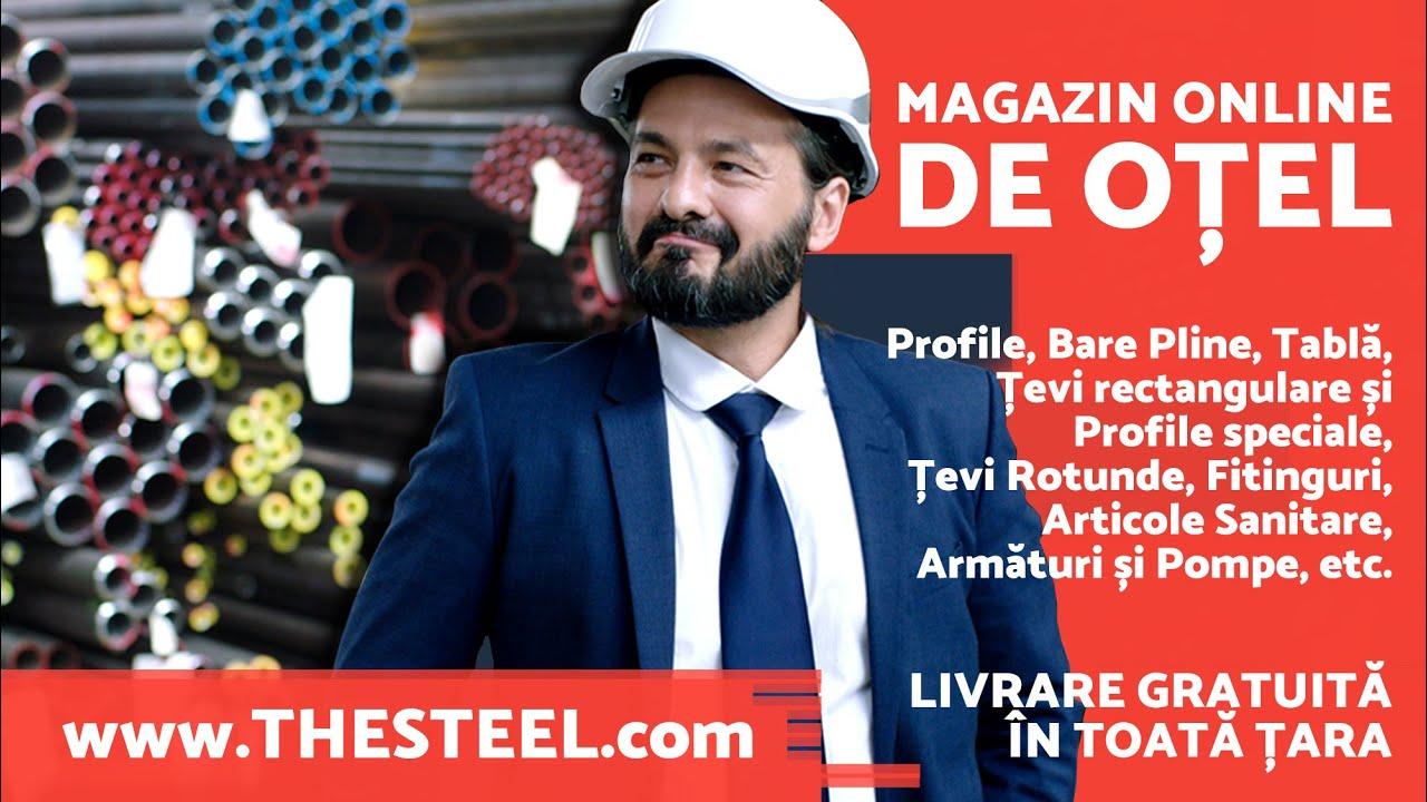TheSteel.com - Orizont | Depozit Otel Romania | Livrare Gratuita la Comenzile Online de Otel