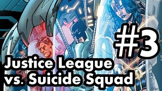 Justice League vs. Suicide Squad #3: Welcome to Belle Reve!