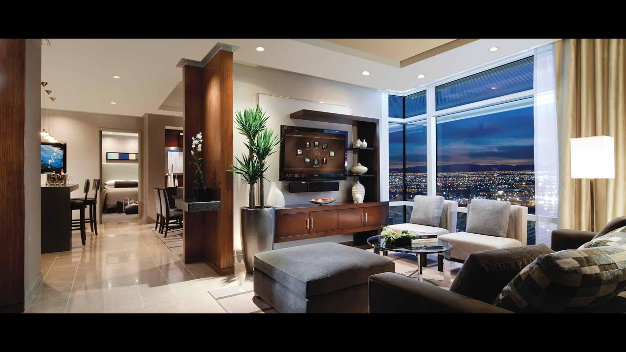 Aria Sky Suites Two Bedroom Penthouse Youtube
