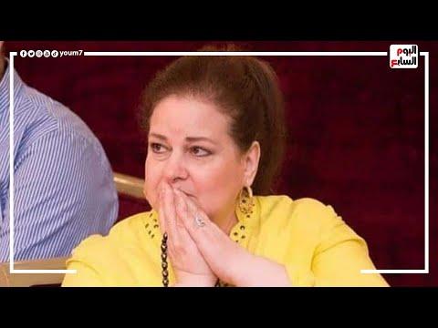 -ادعولها- تطورات الحالة الصحية للفنانة دلال عبد العزيز