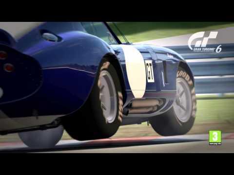 Tráiler oficial de Gran Turismo 6