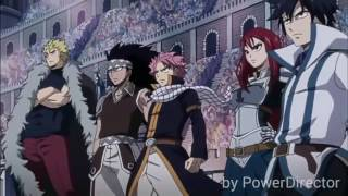 Fairy Tail Remember The Name AMV