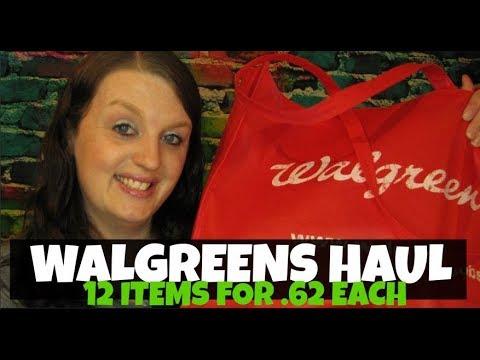 Walgreens Haul May 6th-12th 2018