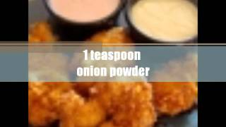 Find Out Planet Hollywood Captain Crunch Chicken's Secret Recipe!!!