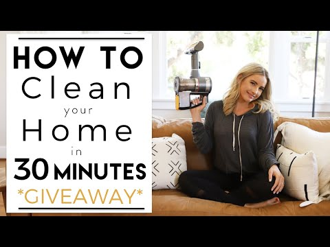 clean-your-home-|-30-minutes-or-less-|-clean-with-me-|-house-to-home