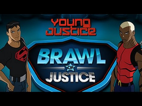 young justice games brawl of justice