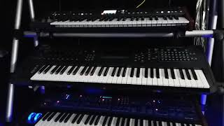 Synthesizer Stands I Use