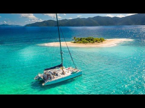 Catamaran Bliss - BVI Yacht Charter Vacation