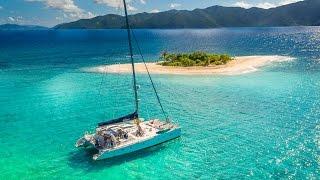Catamaran Bliss - BVI Yacht Charter Vacation