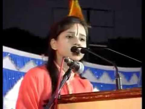 Hindu Nationalist Girl