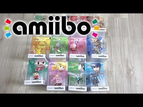 Amiibos - Conheça os Skylanders da Nintendo!