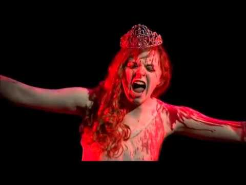 Carrie the musical prom scene, Jan. 2017 The Company Theatre Norwell Ma.