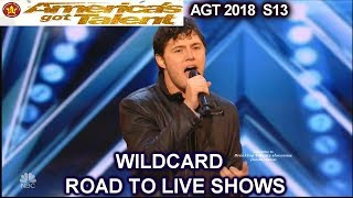 Daniel Emmet AGT audition