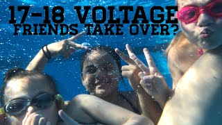 Voltage Take Over!   Fun at the Pool   Emma Rae