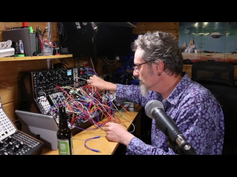 Molten Live 05 - chat about August's music tech, synths, modular and software