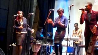 Matik Melodies performing (dansaki by lara george) and (seek the kingdom by Matik Melodies)