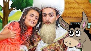 MİRA ve EGE ile NASREDDİN HOCA FIKRALARI ( Umikids Eğitici ve Eğlenceli Videolar )